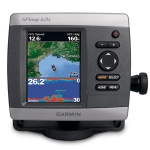 GPS навигатор GARMIN GPSMAP 421S Dual Frequency